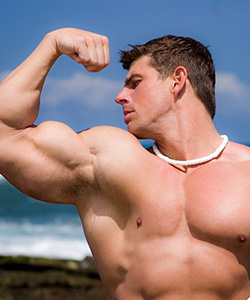 Zeb Atlas nude in Kona